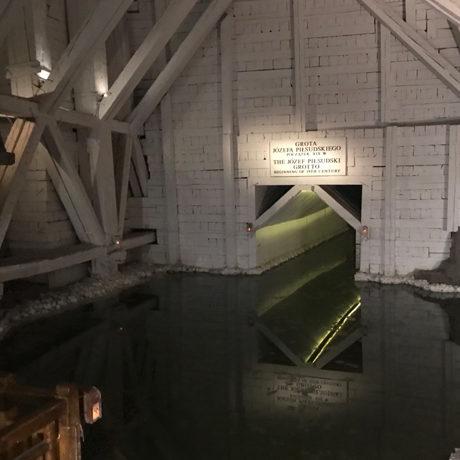 tour salt mine wieliczka